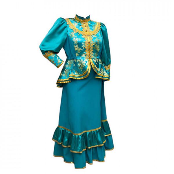 Кубанский казачий костюм. Рис. 2