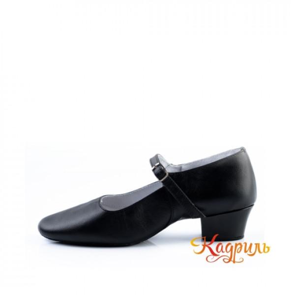 Туфли народные на раздельной подошве. Рис. 2