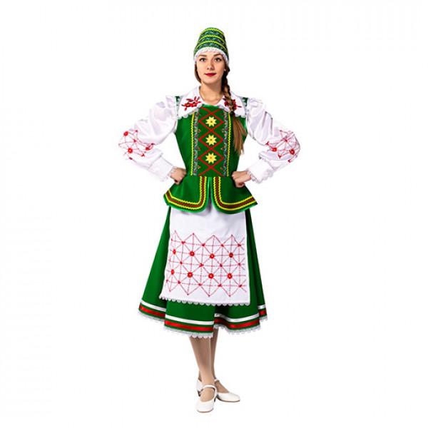 Костюм белорусский. Рис. 1