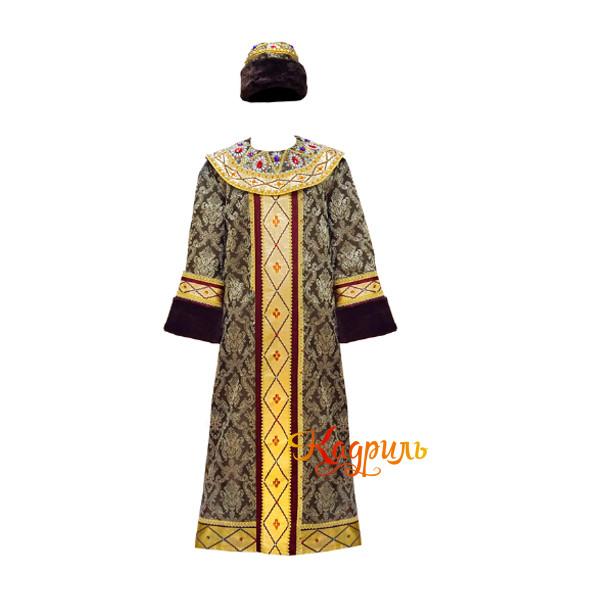 Костюм царя. Рис. 1