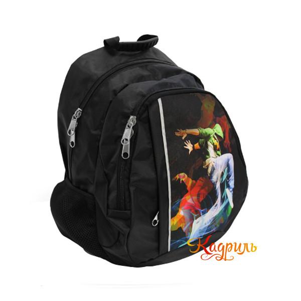 Рюкзак с рисунком. Рис. 2