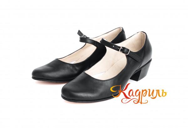 Туфли для народных танцев. Рис. 2