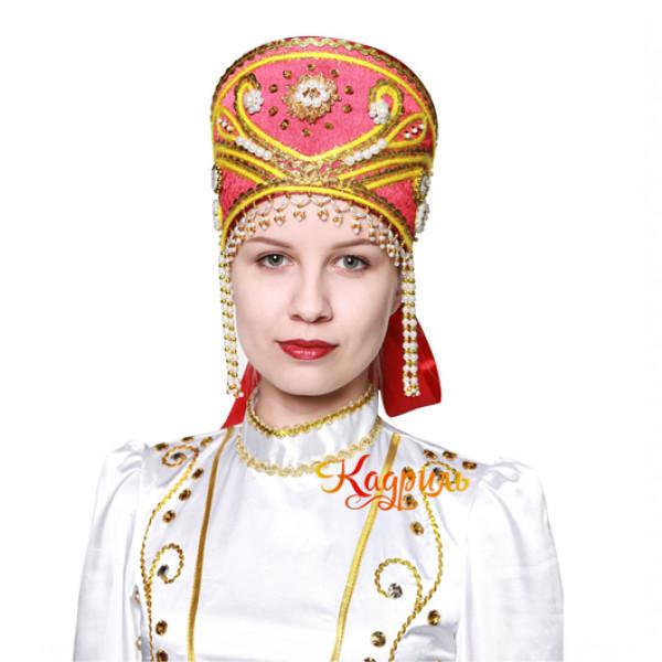 Кокошник Княжна. Рис. 1