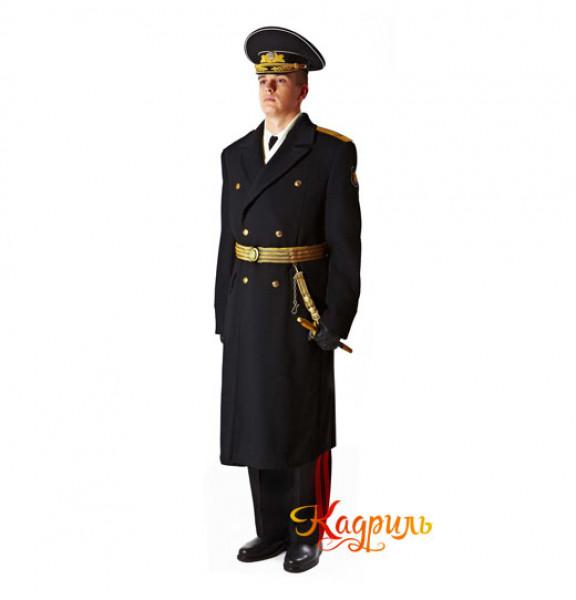 Парадная форма адмиралов. Рис. 1