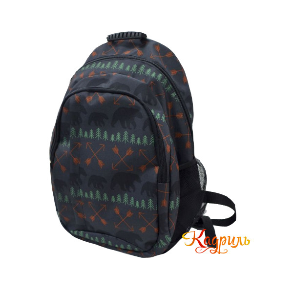 Лёгкий спортивный рюкзак. Рис. 2