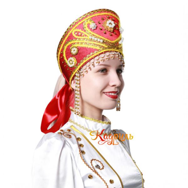 Кокошник Княжна. Рис. 2