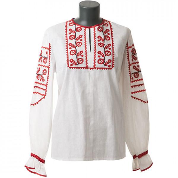 Рубаха русская. Рис. 4