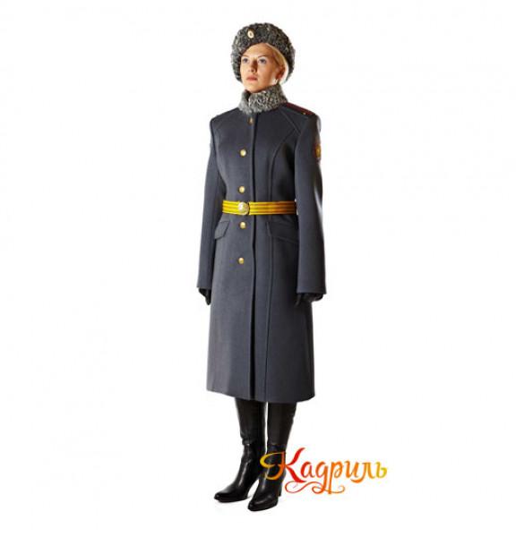 Парадная форма военнослужащих женщин. Рис. 1