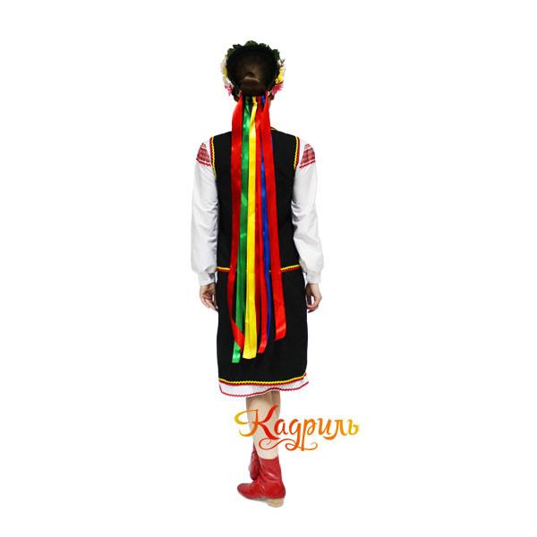 Украинский национальный костюм. Рис. 2
