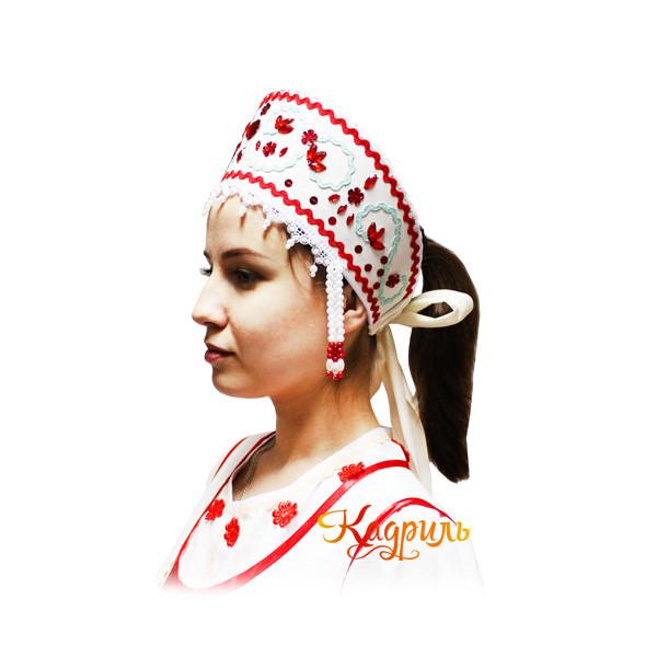 Костюм русский стилизованный. Рис. 3