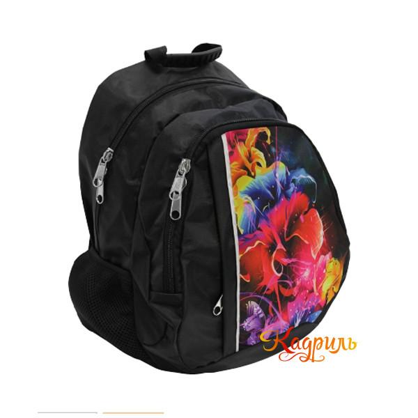 Детский рюкзак с ярким рисунком. Рис. 2