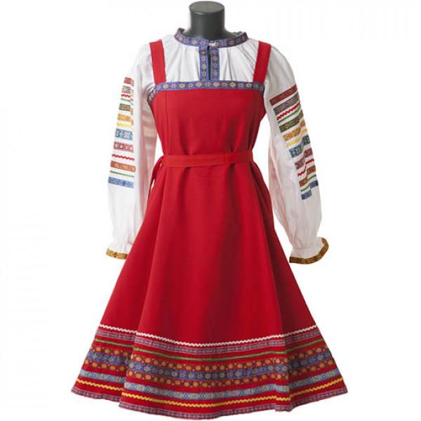 Танцевальный костюм. Рис. 2