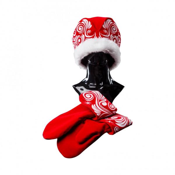 Костюм Деда Мороза лидер продаж. Рис. 4