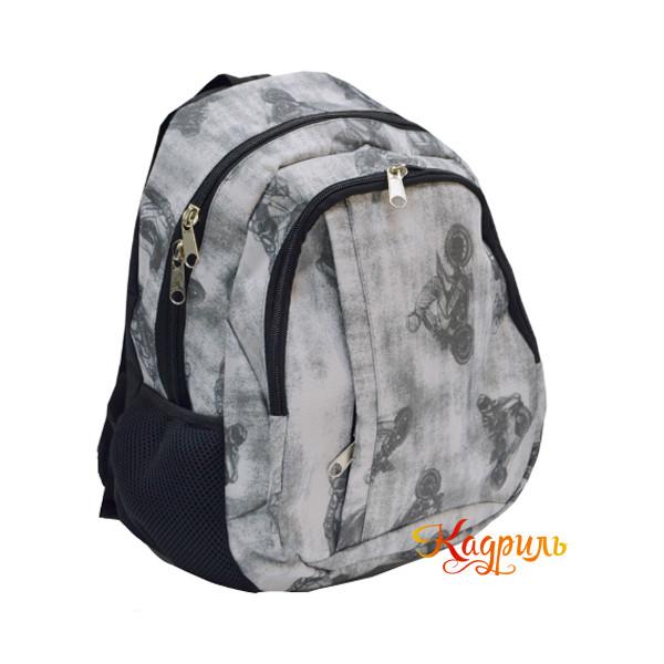 Рюкзак текстильный для мальчиков. Рис. 2