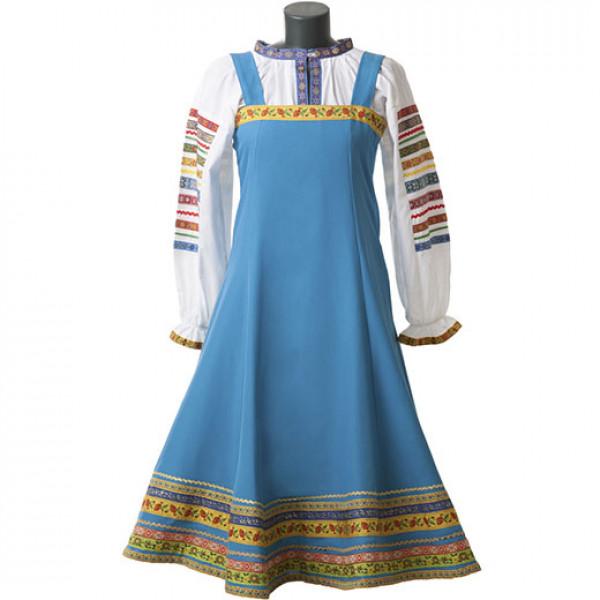 Танцевальный костюм. Рис. 1