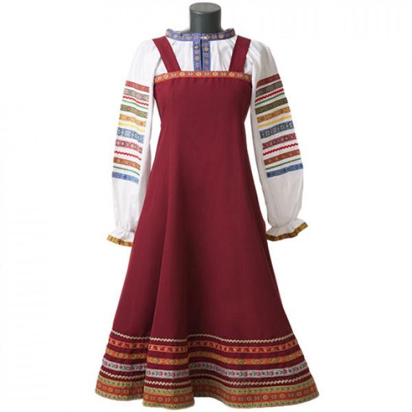 Танцевальный костюм. Рис. 3