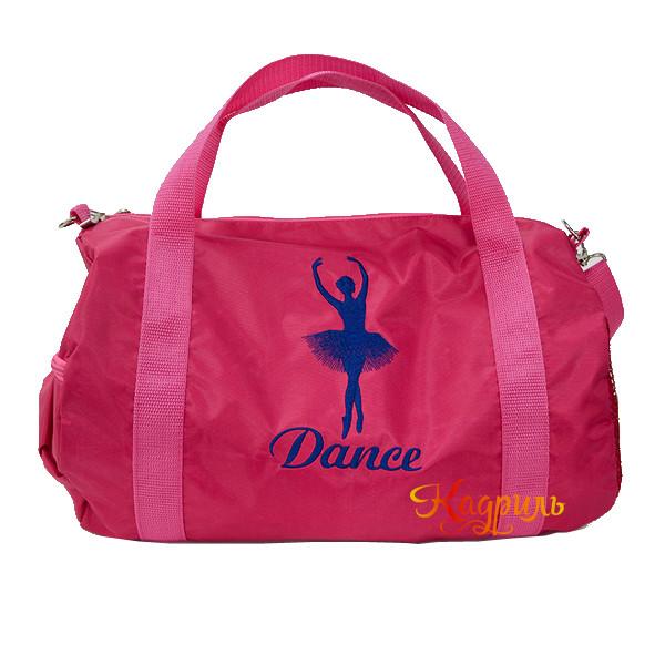 Сумка для танцев с балериной. Рис. 2