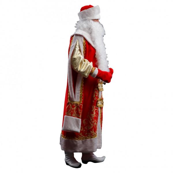 Костюм Деда Мороза царский. Рис. 1