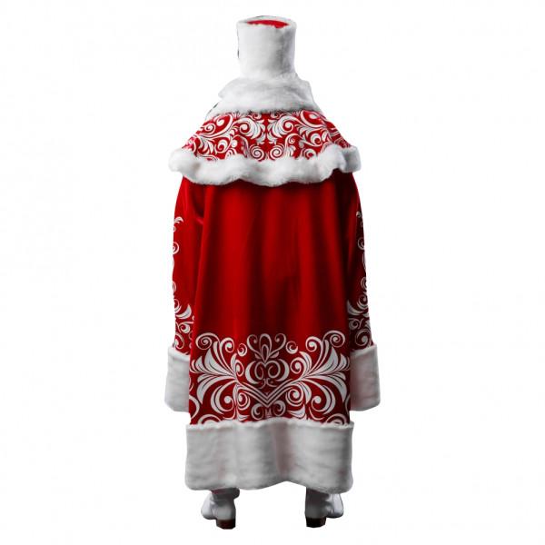 Костюм Деда Мороза боярин. Рис. 3