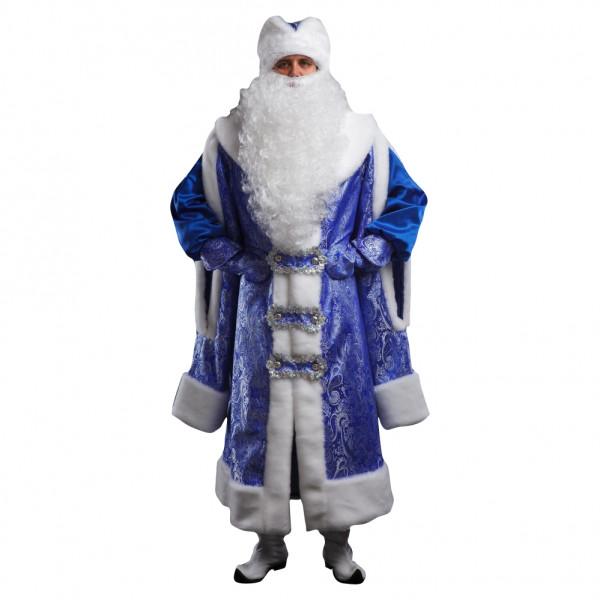 Костюм Деда Мороза современный. Рис. 1