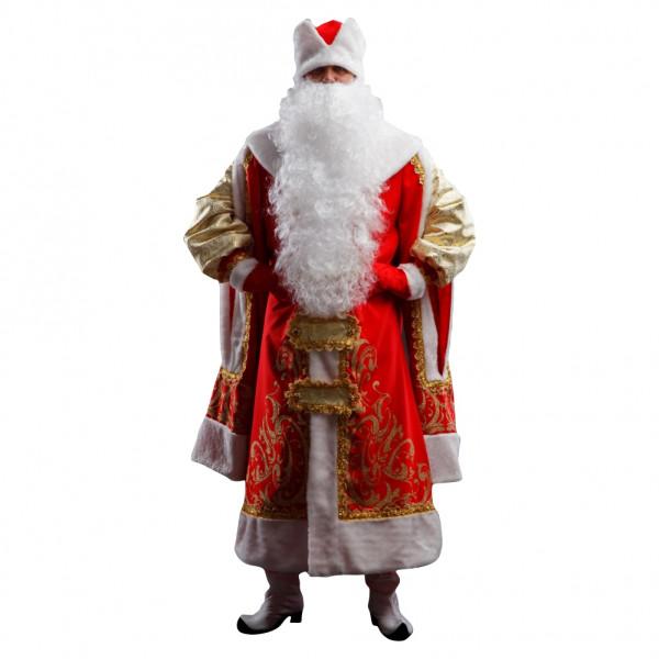 Костюм Деда Мороза царский. Рис. 3