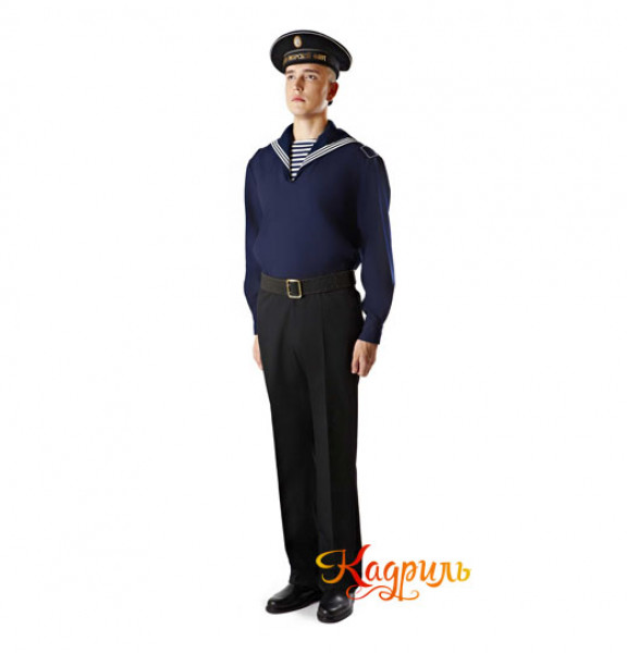 Костюм моряка. Рис. 2