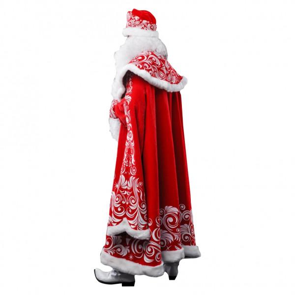 Костюм Деда Мороза лидер продаж. Рис. 3