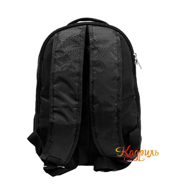 Рюкзак черный с народным рисунком. Рис. 3