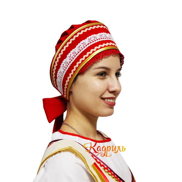 Народный костюм хоровой. Рис. 3