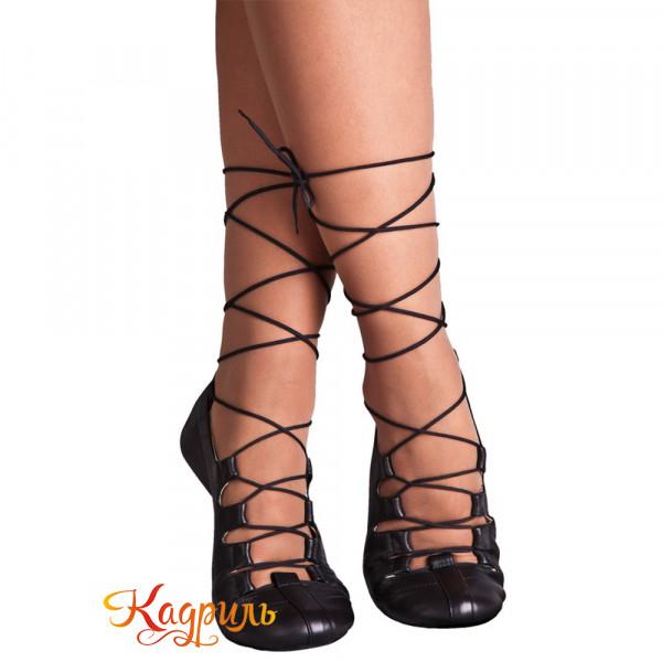 Обувь для ирландских танцев. Рис. 1