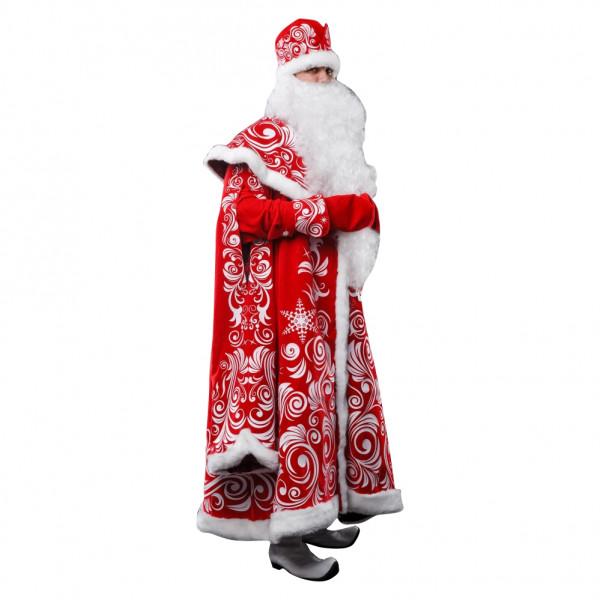 Костюм Деда Мороза лидер продаж. Рис. 2