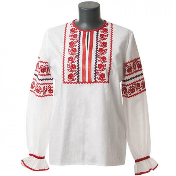 Рубаха русская. Рис. 2