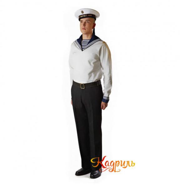 Костюм моряка. Рис. 1