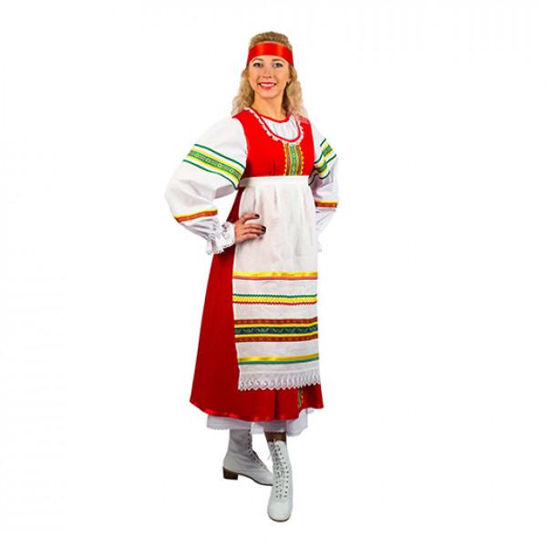 Хоровой костюм Русь. Рис. 1