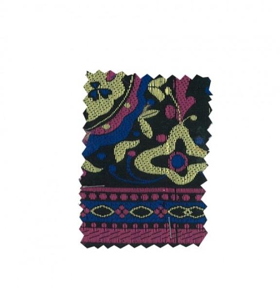 Эскиз народного костюма с коротёной. Рис. 2