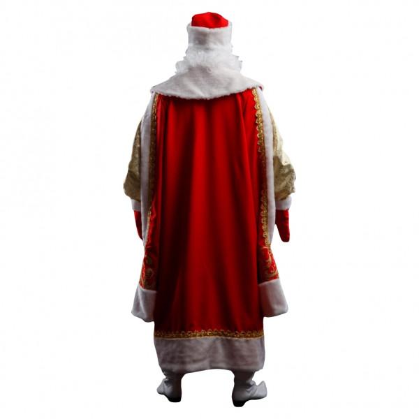 Костюм Деда Мороза царский. Рис. 2