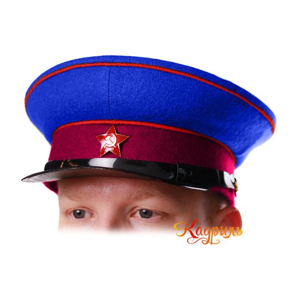 Фуражка НКВД. Рис. 1