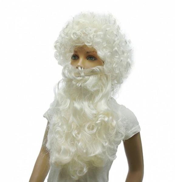 Борода Деда Мороза. Рис. 1