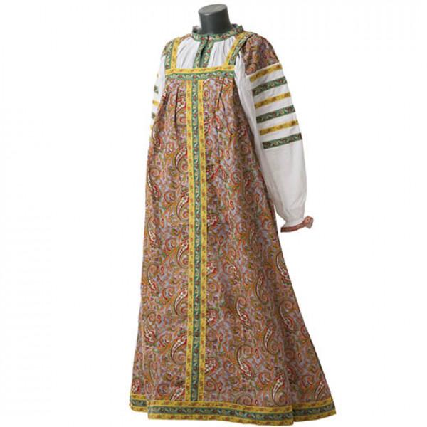 Фольклорный костюм. Рис. 2