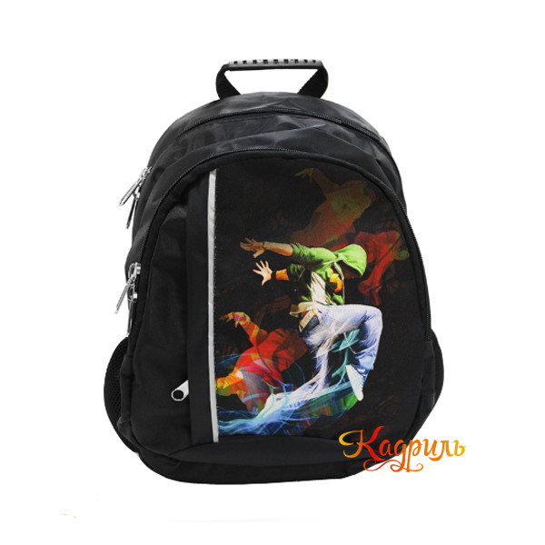Рюкзак с рисунком. Рис. 1