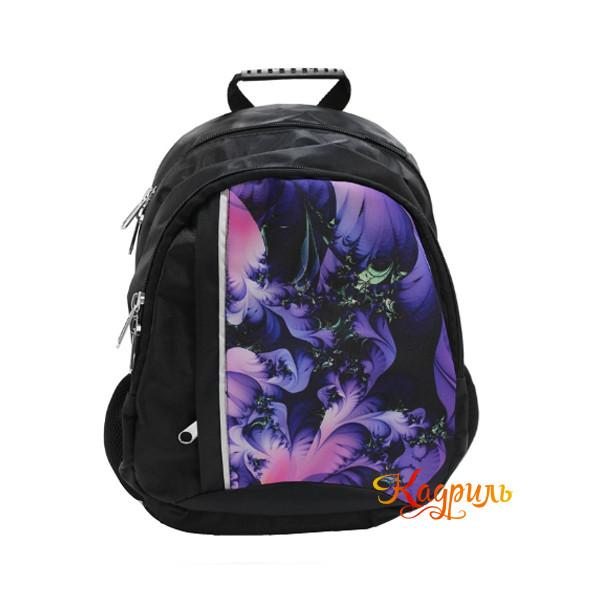 Детский рюкзак с рисунком. Рис. 1