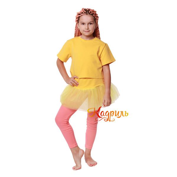 Костюм танцевальный детский. Рис. 1