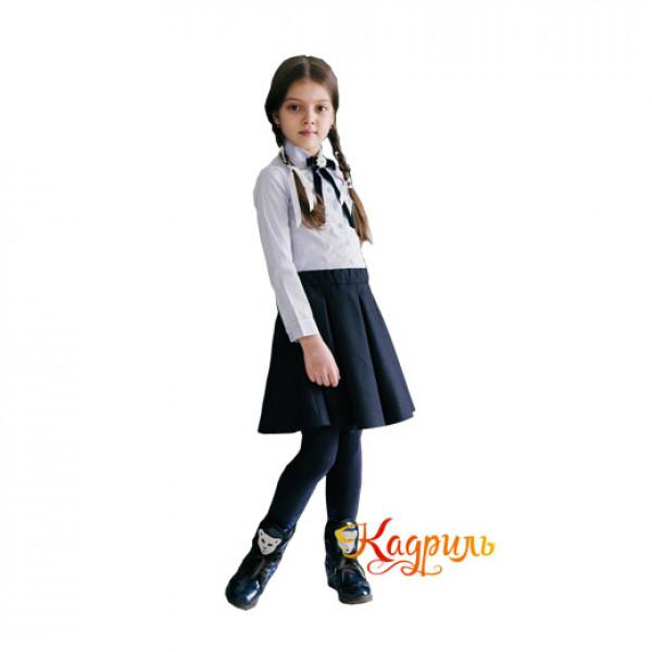 Школьная форма для девочек юбка. Рис. 1