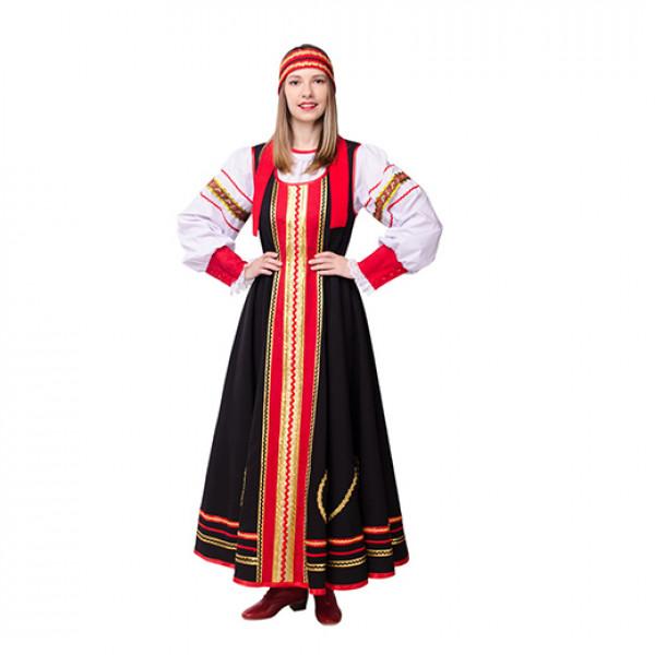 Академический хоровой костюм. Рис. 1
