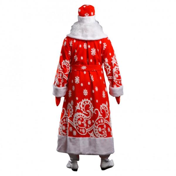 Костюм Деда Мороза меховой. Рис. 3