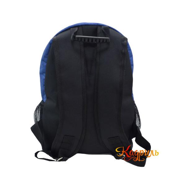 Лёгкий синий рюкзак. Рис. 3