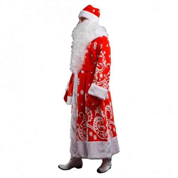 Костюм Деда Мороза меховой. Рис. 2