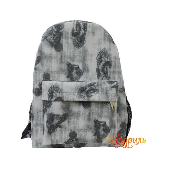 Детский рюкзак для мальчиков. Рис. 1