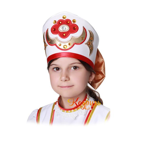 Народный сарафан детский. Рис. 3