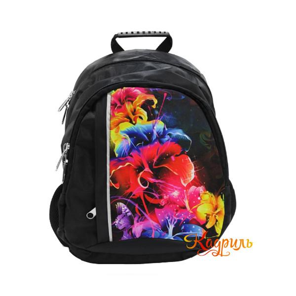 Детский рюкзак с ярким рисунком. Рис. 1